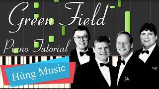 Brothers Four | Green Field Piano | Green Field | Hung Music