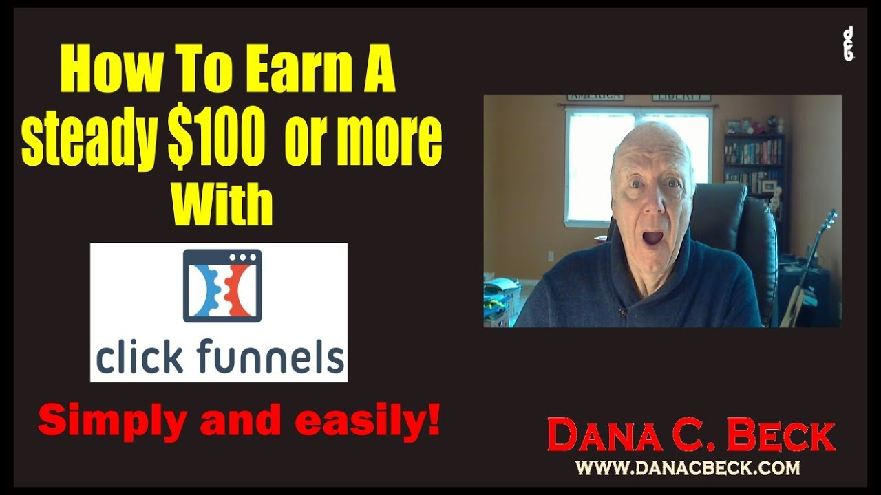 Earn Money While You Sleep with ClickFunnels 2019