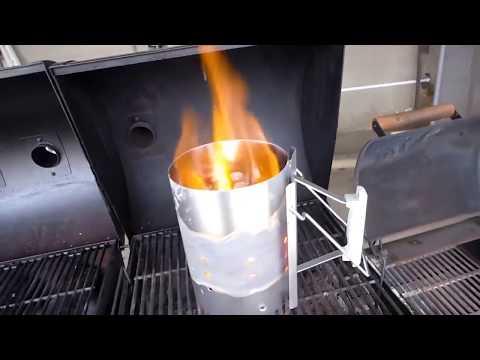 tutuşturma bacası kullanımı en kolay mangal yakma yöntemi ( kormatik )