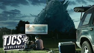 Godzilla Opens Much Lower Than Expected At Box Office