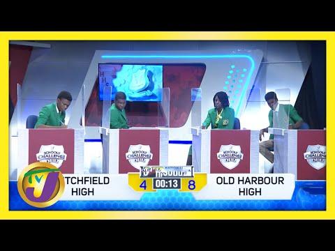 Titchfield High vs Old Harbour High | TVJ SCQ 2021