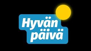 HYVÄN PÄIVÄ 7/8: HYVÄPUHETTA korona-aian  erityisnuorisotyöstä ja kodin pelastusvarustuksesta nyt.