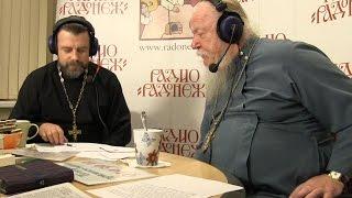 Радио «Радонеж». Протоиерей Димитрий Смирнов. Видеозапись прямого эфира от 2014.09.27