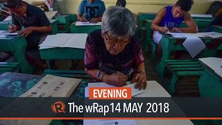 Voters persist despite problems in barangay, SK polls