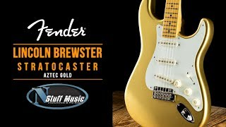 Lincoln Brewster Signature Stratocaster from Fender
