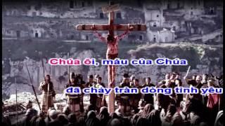 "Karaoke ""TÌNH YÊU JESUS"" - Cổ Nhạc Phúc Âm - Lê Việt Mai-Yên."
