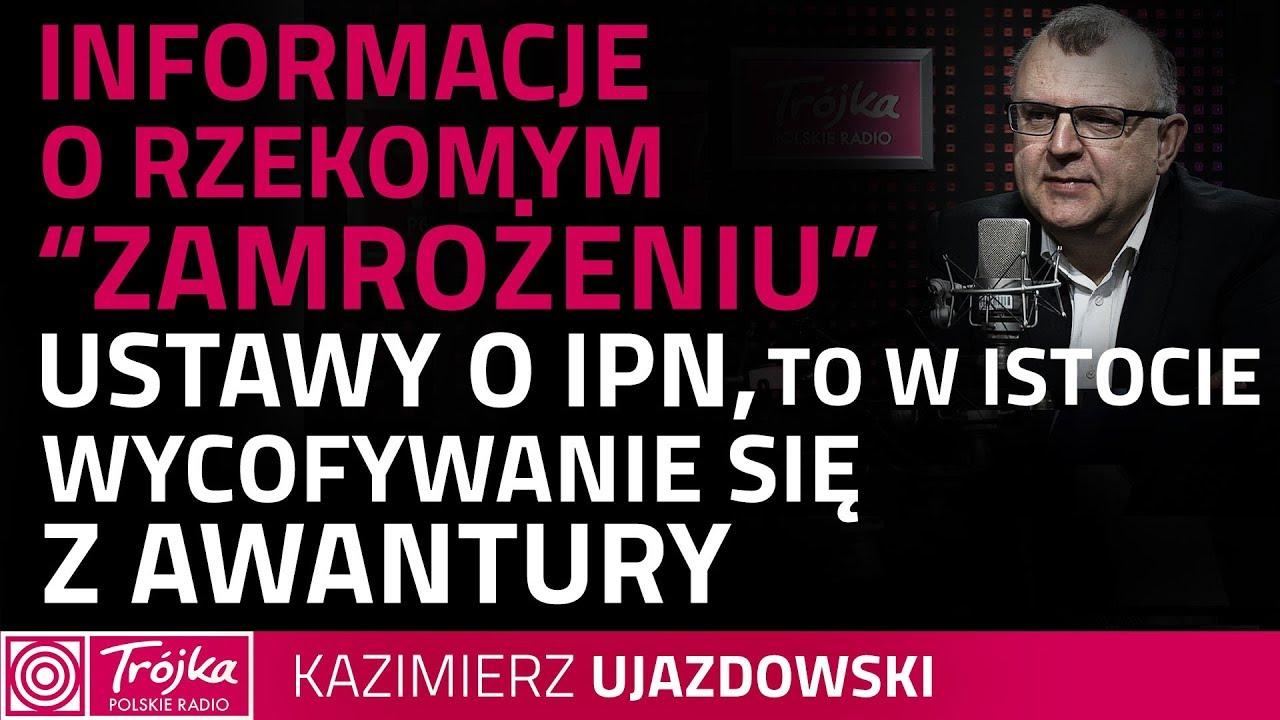 Kazimierz Michał Ujazdowski: antypolonizm był, jest i będzie i trzeba na niego odpowiadać mądrze
