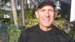 Interview with Doug DeVos, skipper of TP52 Quantum Racing, at Quantum Key West 2014