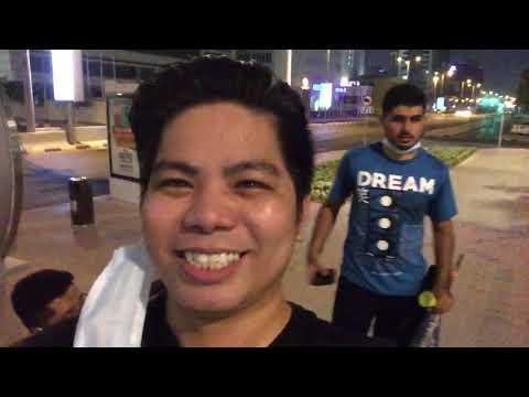 #DUBAI CREEK PARK #BADMINTON#SUPERPAWIS ako