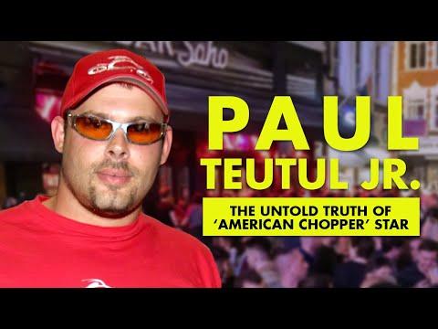 "The Untold Truth Of ""American Chopper"" Star - Paul Teutul Jr."
