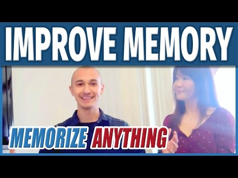🔥 Memory Training Techniques to Learn How to Memorize Fast and Easily  Improve Memory to Remember