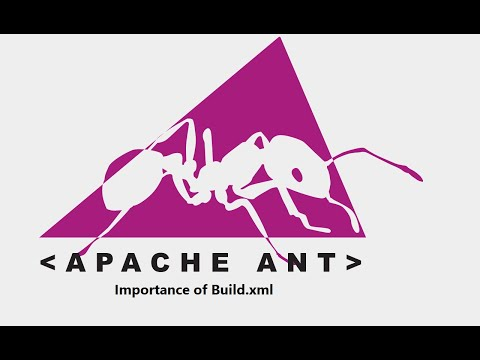2. Apache Ant || Importance Of Build.xml