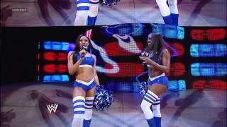 WWE Main Event - Brodus Clay & Tensai get a team name: March 27, 2013