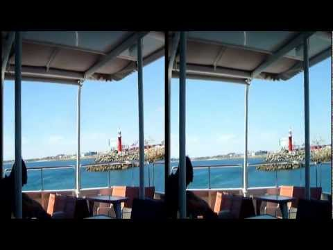 Discovering the Coast and Lakes of Rottnest Island in 3D VR or 2D