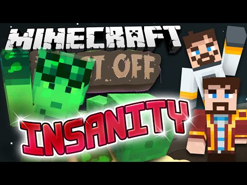 Minecraft Mods - Blast Off! #11 INSANITY SLIME