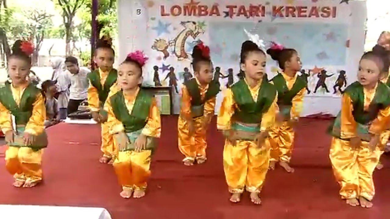 Tari Bungong Jeumpa Tk Al Fatih Villa Sms Youtube