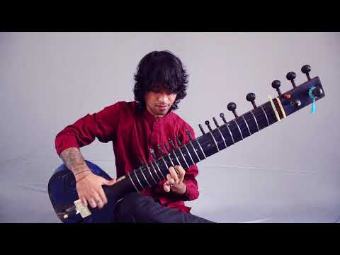 "THE DILLINGER ESCAPE PLAN On The SITAR - Rishabh Seen Covers ""When I Lost My Bet"" 