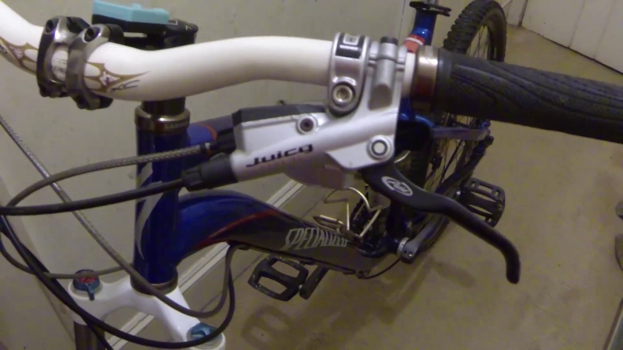 2008 Specialized Stumpjumper Comp FSR walkaround