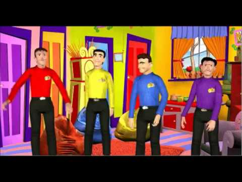 Fun With The Wiggles Clips - Computer Game