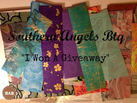 I Won A Giveaway!!!! From Shemi Dixon & Mulberry Paper Design and More
