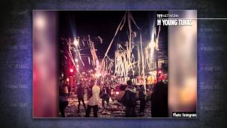 Riots In San Francisco After Giants World Series Win