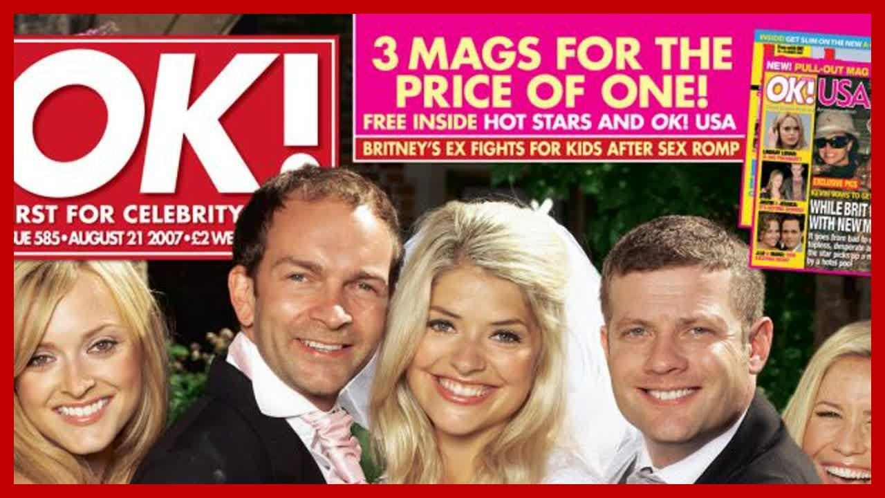Holly Willoughby wedding: This Morning presenter\'s real wedding ...