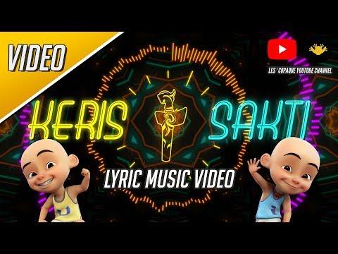 Fakhrul Razi - Keris Sakti Lyric MV (OST Keris Siamang Tunggal)