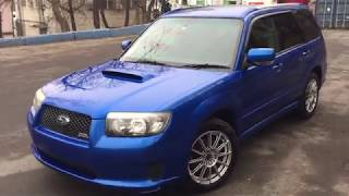 Subaru Forester 2007год