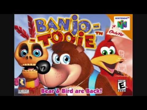 Banjo-Tooie OST - Grunty Industries (Inside the Factory)
