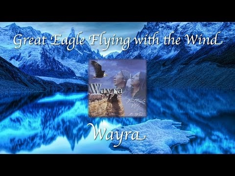 Great Eagle Flying with the Wind (Wayra)