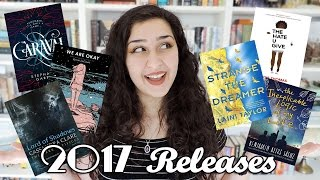 Most Anticipated Books of 2017!