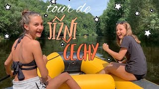 TOUR DE JÍŽNÍ ČECHY | Amy's World