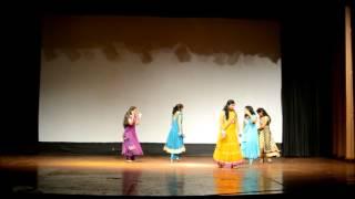 Gopikamma(Mukunda) , Greekuveerudu Narakumarudu(Ninne Pelladatha) dance