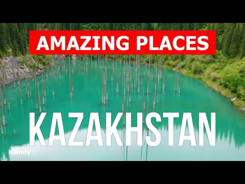 The most beautiful places in Kazakhstan | tourism, citys, co