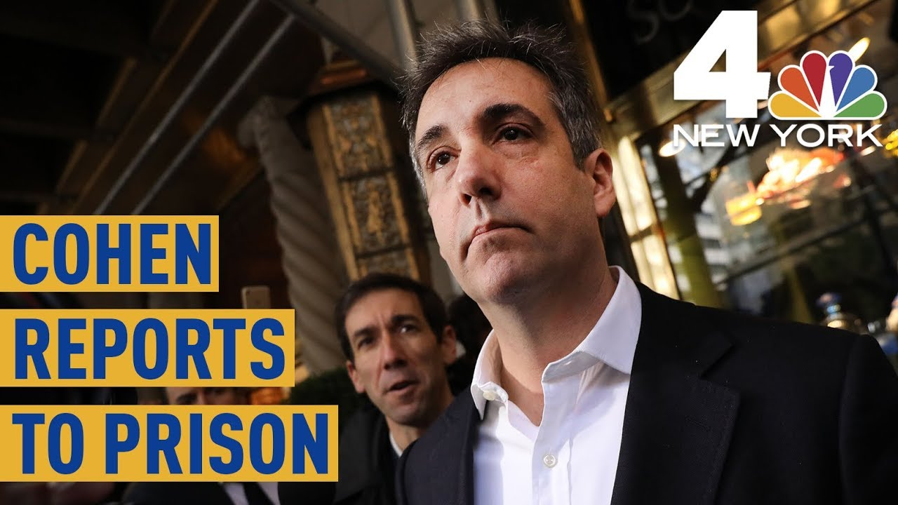Michael Cohen Is Returned to Federal Custody Over Home ...