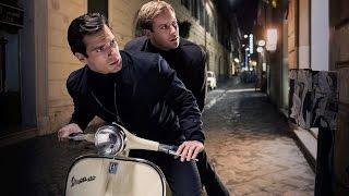 Звёзды фильма про «Агенты А.Н.К.Л.». «Индустрия кино» от 14.08.2015