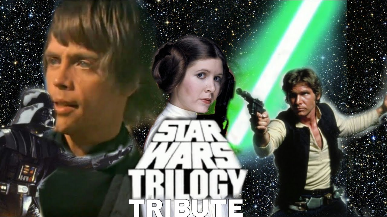 Star Wars trilogy tribute ( warriors - imagine dragons ...