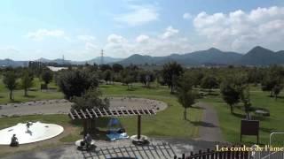 山形市西公園を散策してみた