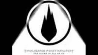 Repeat youtube video Thousand Foot Krutch - My Own Enemy