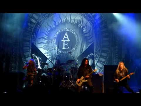 Arch Enemy - Avalanche live @ Vagos Metal Fest 2017