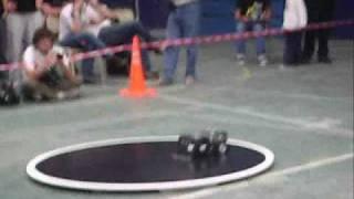 Sumobot Cerberos , Club de Ciencias Manuel Sadosky