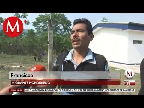 Gobierno de Chiapas impide paso de Caravana migrante