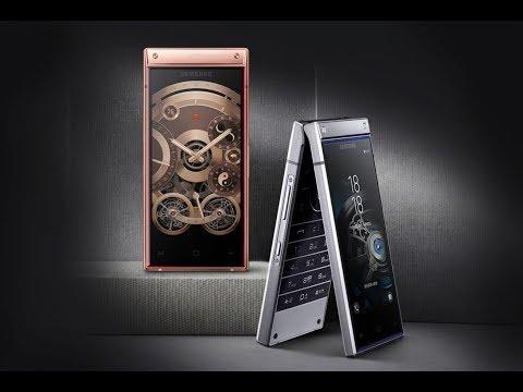 Samsung's New $2,700 Ultra Premium Flip Phone
