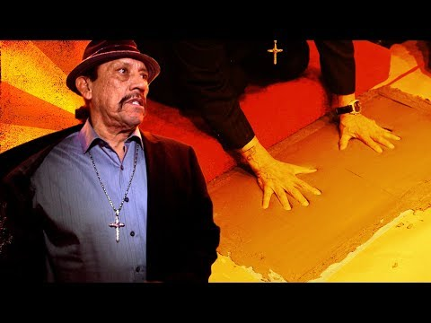 Danny Trejo gets Immortalized | Mi Vida Loca screening at the Vista Theater