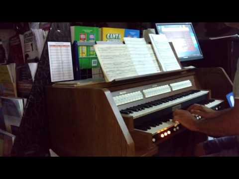 anima Christi Frisina, organo