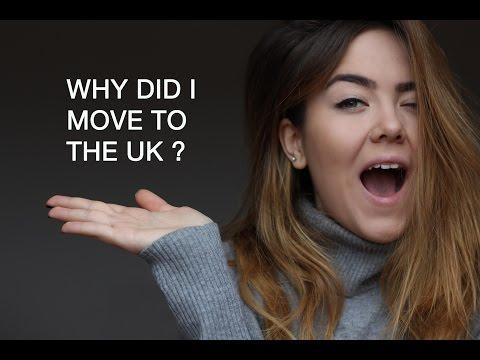 Почему я уехала в Англию | WHY DID I MOVE TO THE UK