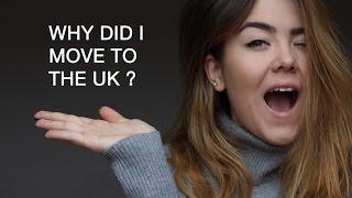 Почему я уехала в Англию | WHY DID I MOVE TO THE UK(Educational ликбез - рассказываю вкратце как, когда и почему я однажды решила уехать учиться за границу :) ○ Instagram:..., 2014-12-28T08:30:00.000Z)