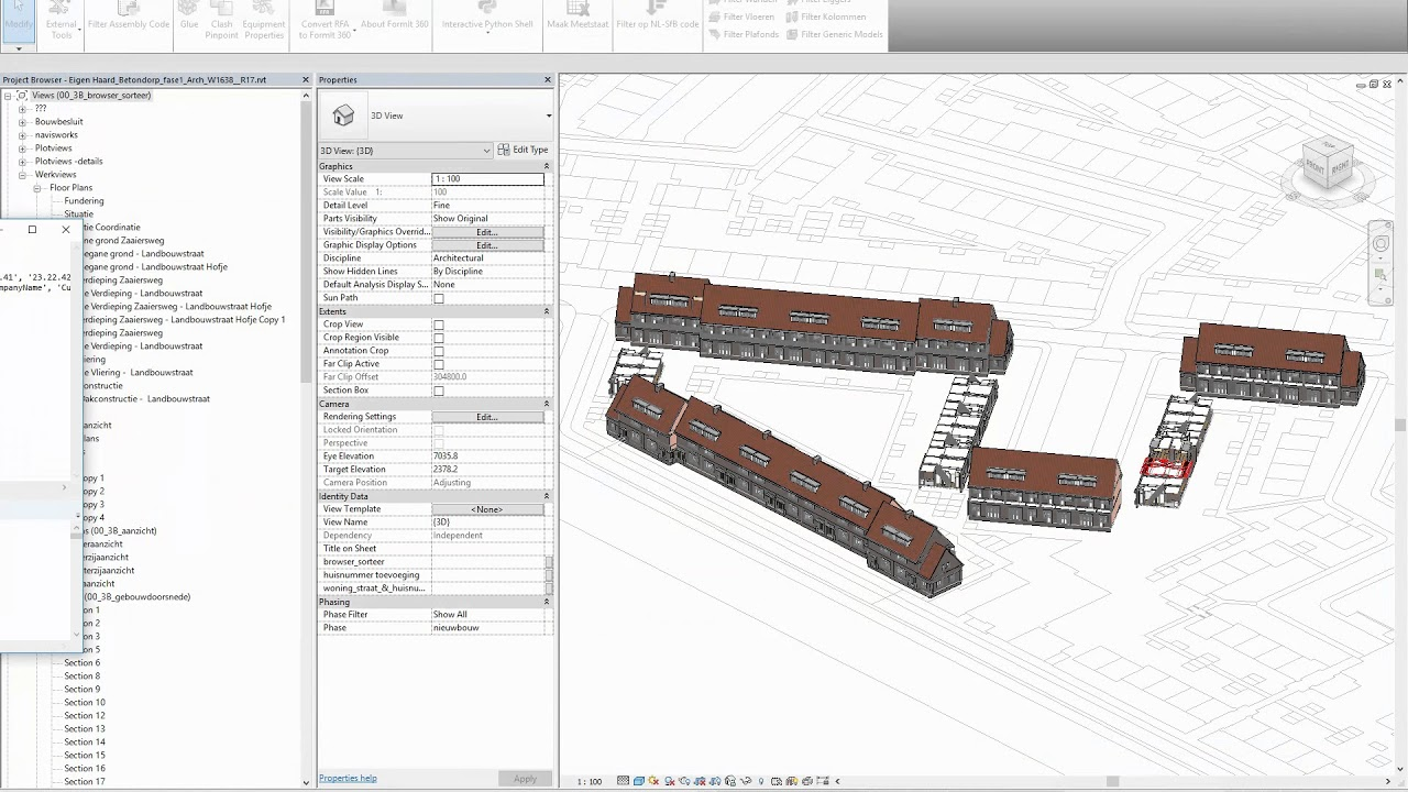 Revit Tool to Filter by Keynote
