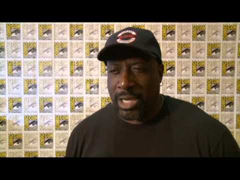 Kevin Grevioux talks about I,Frankenstein at ComicCon 2013
