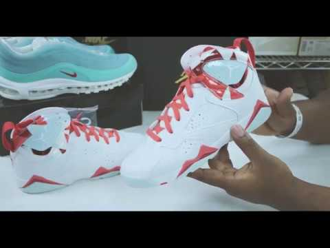 new style 1221c 2ff43 I LIKE THESE!! AIR JORDAN 7 RETRO
